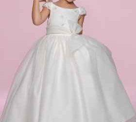 Koszorúslány ruha gyerekeknek