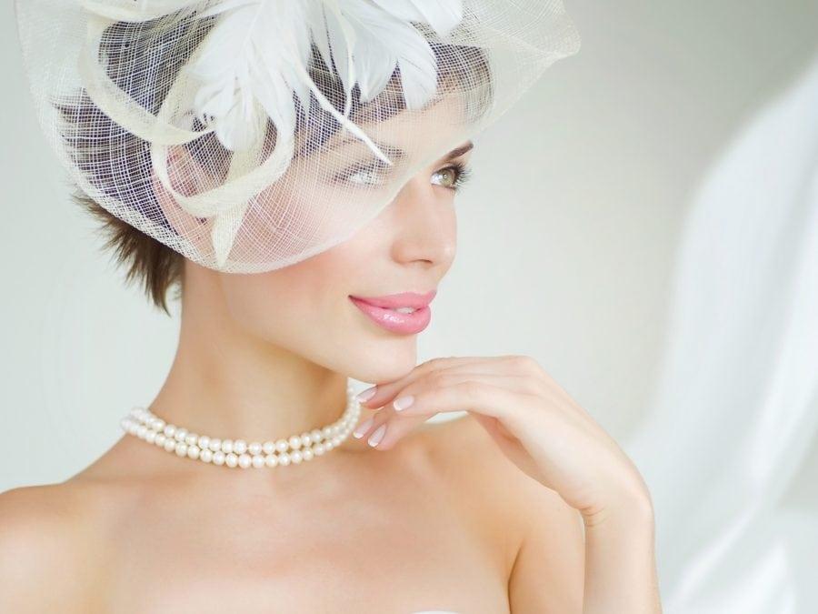 Menyasszony fejdísz – melyiket válaszd?