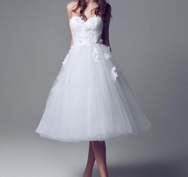 36276cdd6f Rövid menyasszonyi ruha - Júlia Esküvői Ruhaszalon