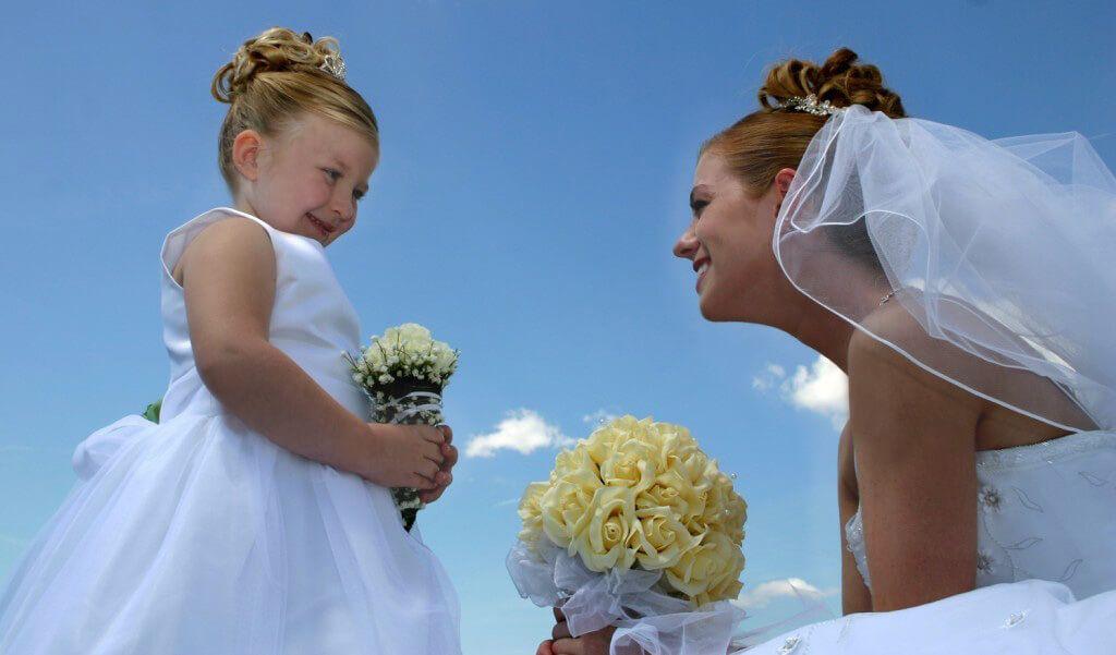 Esküvő gyerekekkel-Gyerekbarát esküvő ötletek- 5+1 tipp