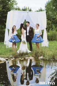 Esküvői pár - Júlia Esküvői Ruhaszalon