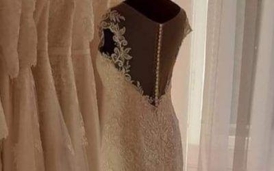 Menyasszonyi ruha kiválasztása biztonságban!