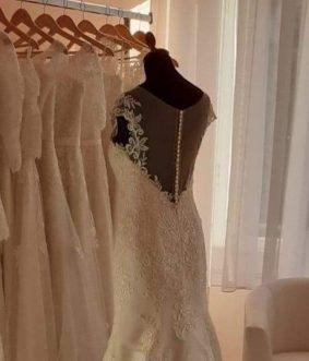 Read more about the article Menyasszonyi ruha kiválasztása biztonságban!