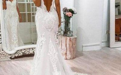 Esküvői ruha alakra szabva – tökéletes menyasszonyi ruha mindenkinek
