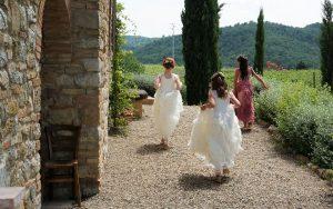 Esküvő gyerekekkel