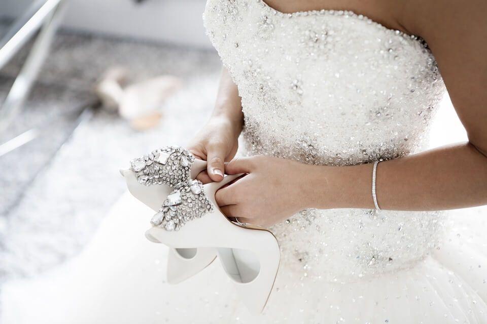 Esküvői cipő – 5+1 tipp, mire figyelj
