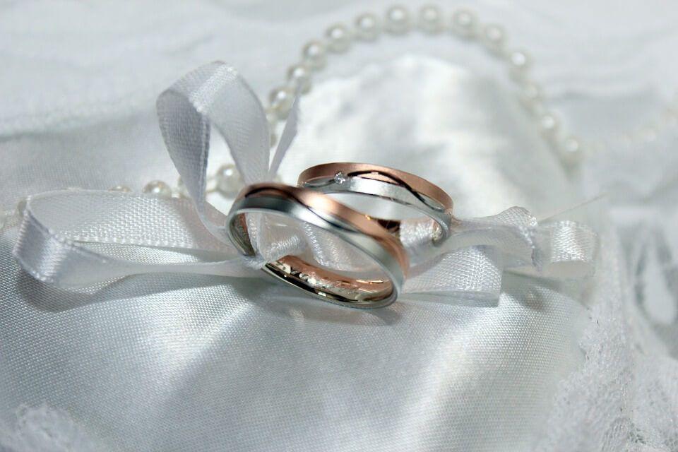 Jegygyűrű viselése