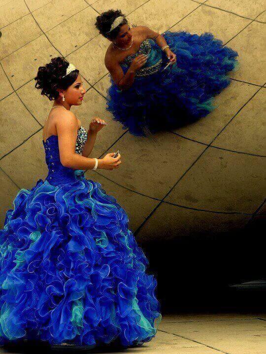 16ff88873e Kék menyasszonyi ruha - Júlia Esküvői Ruhaszalon. Kék menyasszonyi ruha -  Júlia Esküvői Ruhaszalon