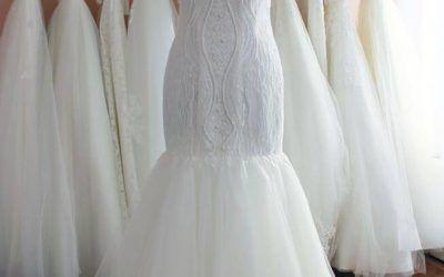 A sellő fazonú menyasszonyi ruha – kinek áll jól?