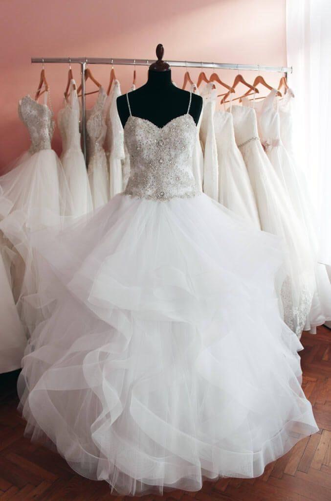 Read more about the article Menyasszonyi ruha fazonok, kisokos az esküvői ruha kiválasztásához