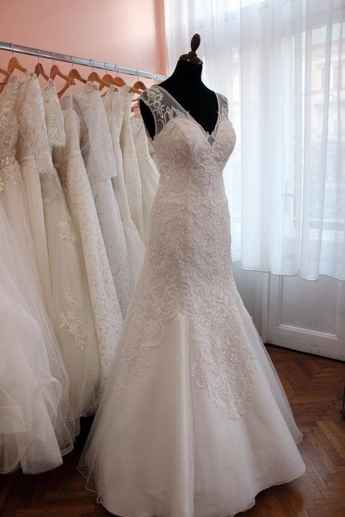 Sellő fazonú menyasszonyi ruhák - Júlia Esküvői Ruhaszalon 599d8d4135