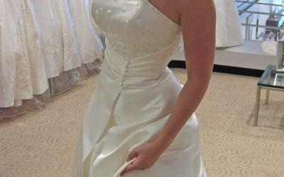 Mozgás menyasszonyi ruhában, de hogyan?