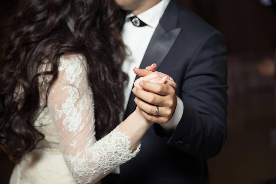 Esküvői nyitó tánc